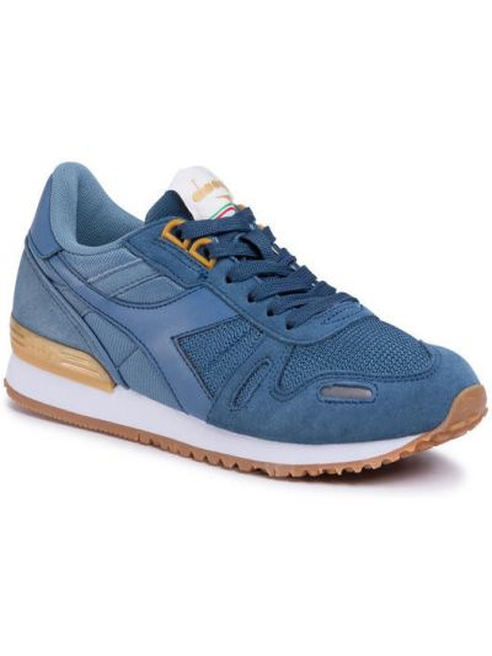 Sneakersy - niebieskie Diadora