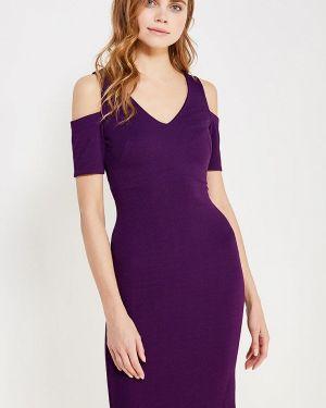 Повседневное фиолетовое повседневное платье Dorothy Perkins
