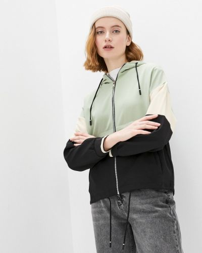 Облегченная зеленая куртка Adrixx