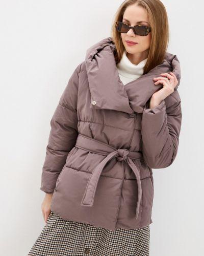 Утепленная коричневая куртка Imocean