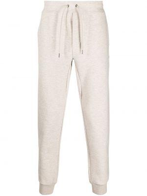 Beżowy dres bawełniany Polo Ralph Lauren