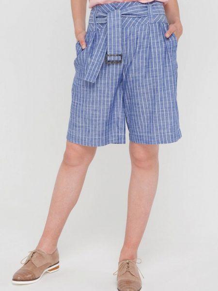 Синие повседневные шорты Gregory