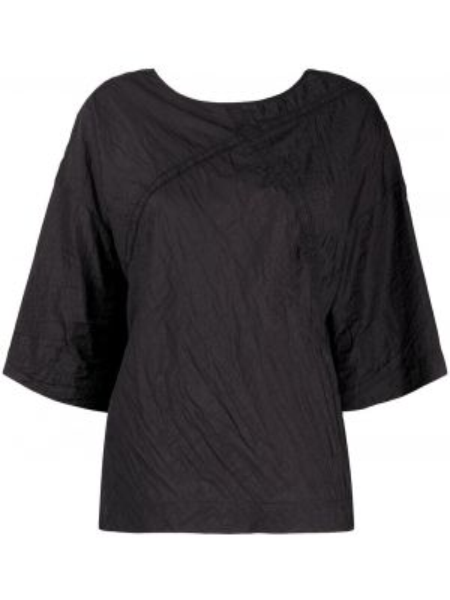 Черный футбольный топ Raeburn