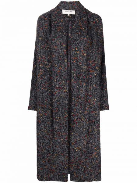 Płaszcz wełniany Dvf Diane Von Furstenberg