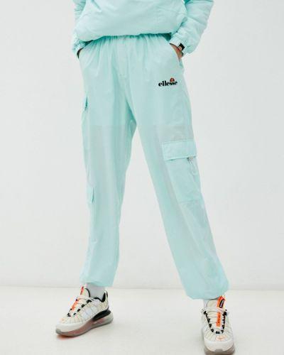 Бирюзовые спортивные брюки Ellesse