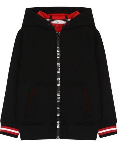 Кардиган с капюшоном на молнии Givenchy