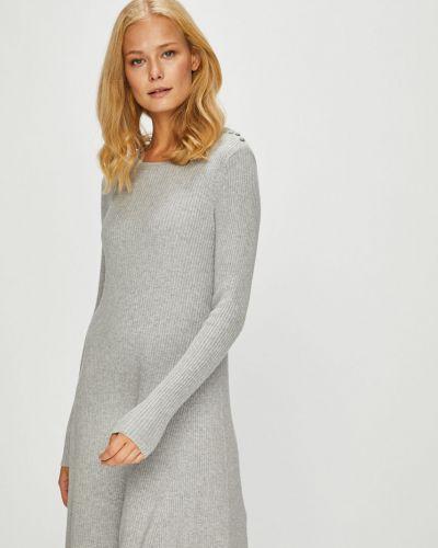 Платье мини с вырезом трикотажное Vero Moda