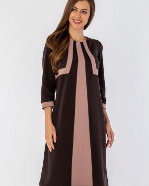 Платье - коричневое S&a Style