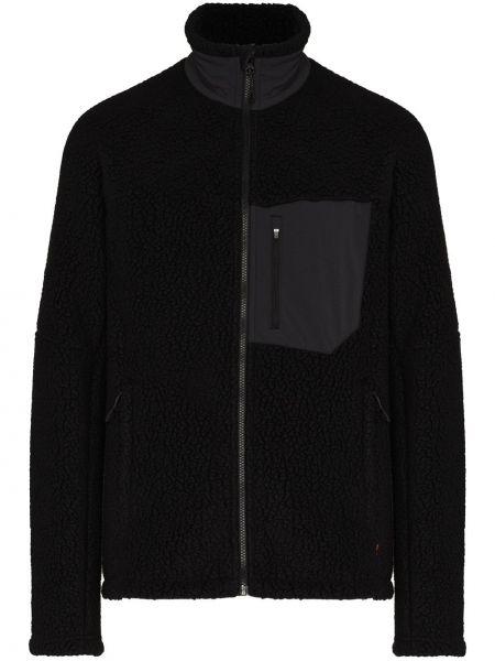 Куртка из полиэстера - черная Mammut
