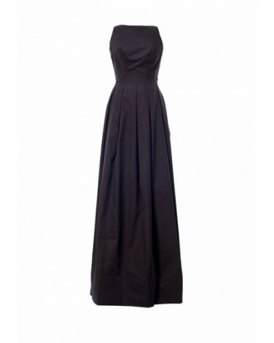 Вечернее платье - синее Kriza