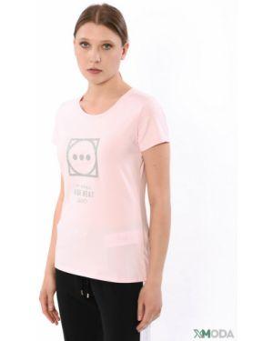 Хлопковая футбольная футболка Liu Jo Jeans