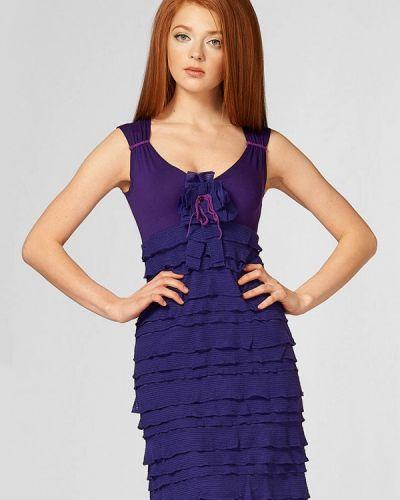 Платье - фиолетовое Ано