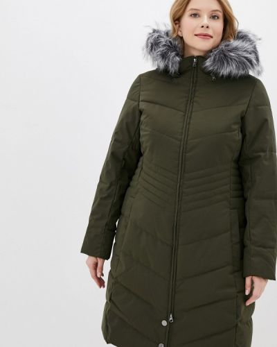 Зимняя куртка утепленная осенняя Zizzi
