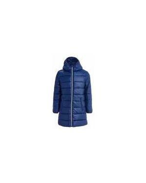 Пальто синее демисезонное Button Blue