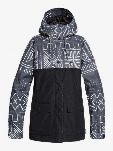 Куртка с капюшоном утепленная спортивная Dc Shoes
