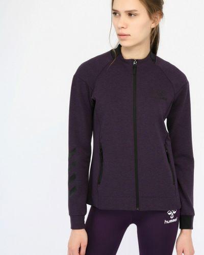 Фиолетовая олимпийка Hummel