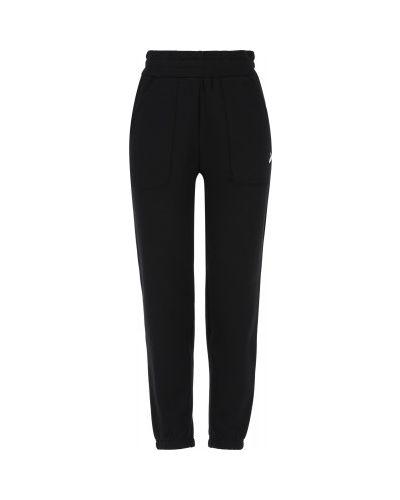 Спортивные брюки из полиэстера - черные Demix