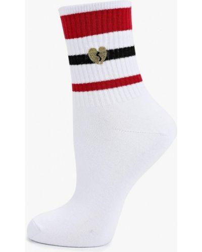 Белые носки Topshop
