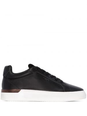 Черные кроссовки на каблуке Mallet Footwear