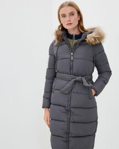 Серая куртка Mallanee