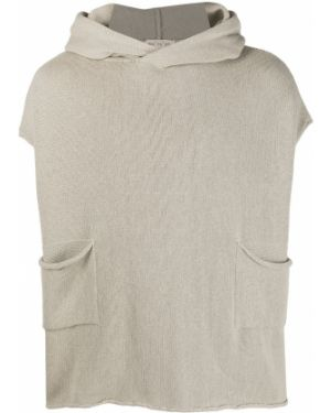 Bluza z kapturem z kapturem z kieszeniami Ma'ry'ya