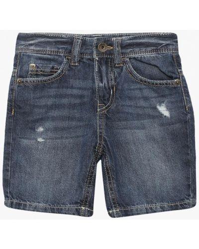 Синие шорты джинсовые United Colors Of Benetton