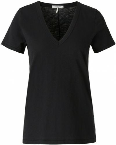 Czarna t-shirt Rag & Bone