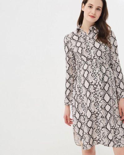 Платье для беременных платье-рубашка весеннее Dorothy Perkins Maternity