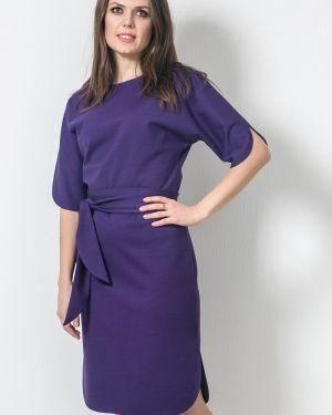 Повседневное платье с поясом платье-сарафан Modellos