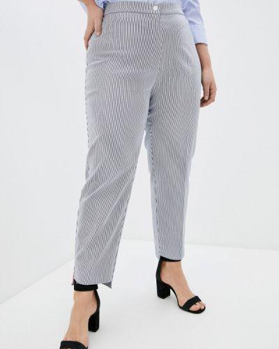 Зауженные синие брюки Franco Vello