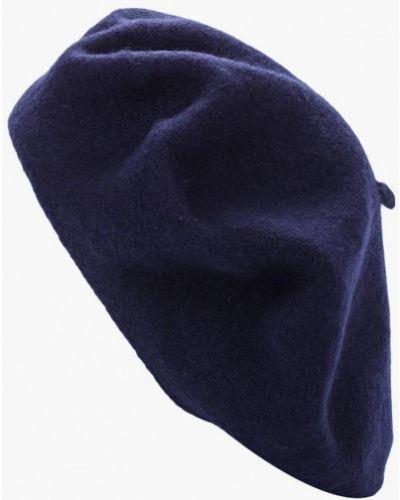 Синий берет осенний United Colors Of Benetton