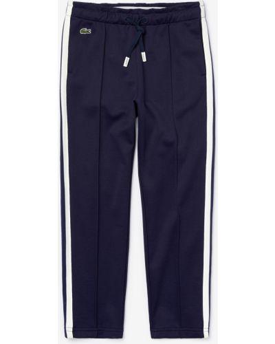 Хлопковые спортивные брюки Lacoste