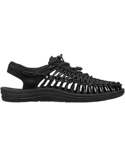 Czarne sandały sportowe trekkingowe Keen