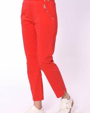 Хлопковые брюки Steilmann