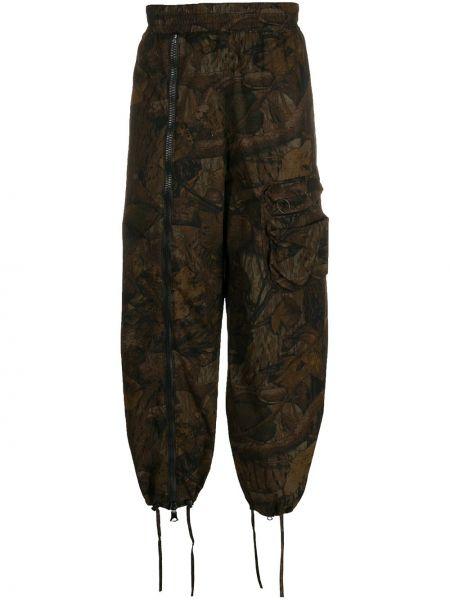 Армейские брюки с поясом Damir Doma