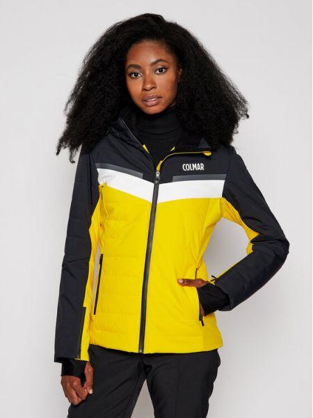 Żółta kurtka Colmar
