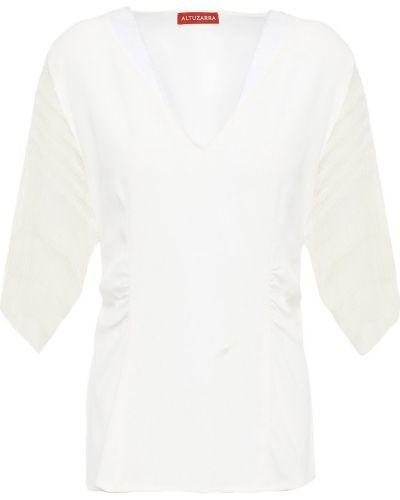 Bluzka z wiskozy Altuzarra