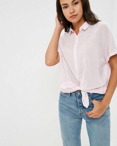 Рубашка с коротким рукавом розовый H:connect