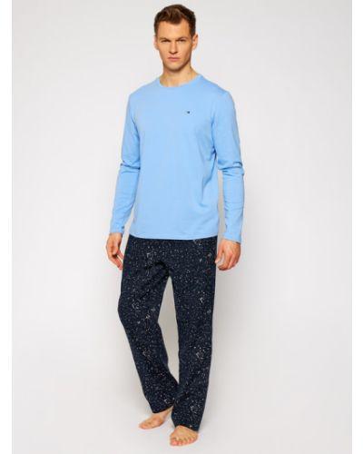 Flanelowa piżama Tommy Hilfiger