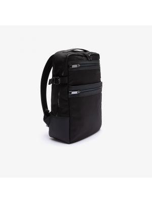 Черный кошелек Lacoste