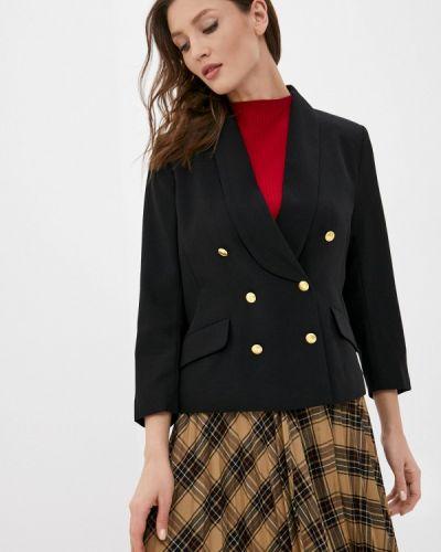 Черный пиджак Twist & Tango