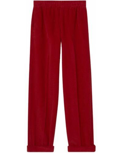 Spodnie vintage - czerwone American Vintage