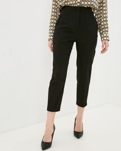 Повседневные черные брюки Sisley