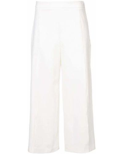 Укороченные брюки свободные из вискозы Rachel Zoe