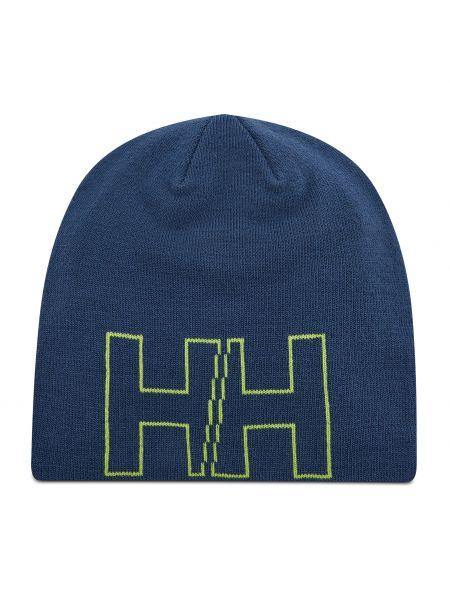 Czapka beanie - niebieska Helly Hansen