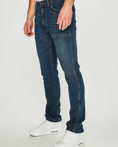 Прямые джинсы делаве на пуговицах Wrangler