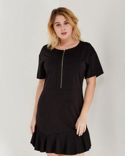 Черное платье Violeta By Mango