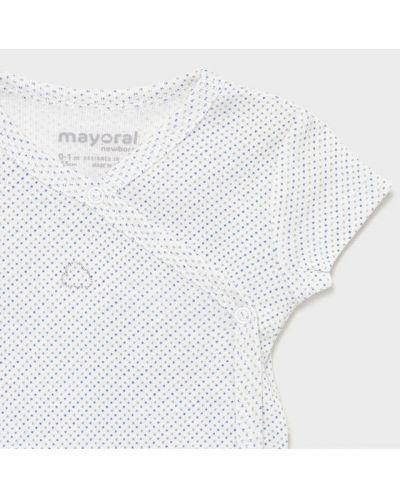 Biały body Mayoral