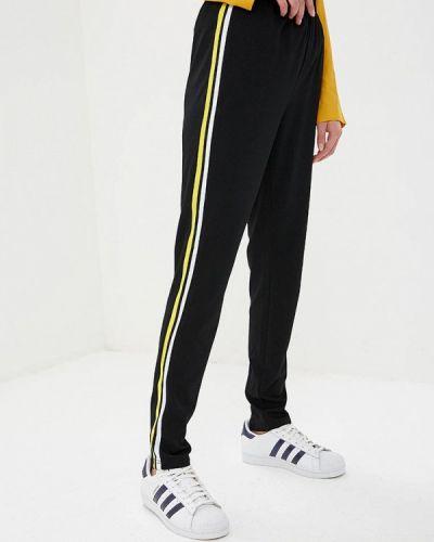 Спортивные брюки черные весенний Glamorous