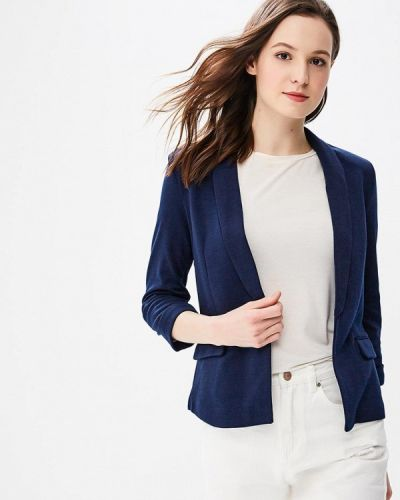 Синий пиджак Jennyfer